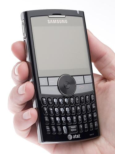 Samsung blackjack 2 reset password